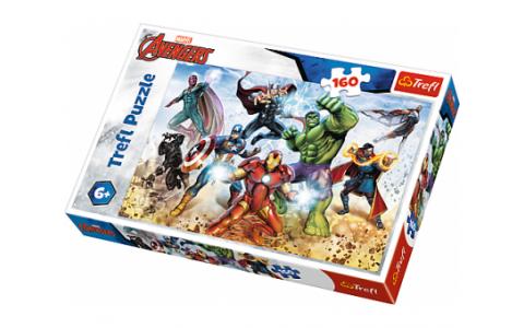 Trefl Puzzle 160 Avengers