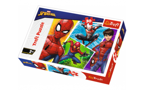 Trefl puzzle 30 Disney Marvel Spiderman