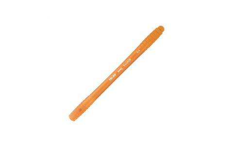 Liner milan sway fineliner 0.4 mm, oranžový