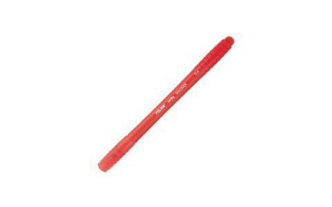 Liner milan sway fineliner 0.4 mm, červený