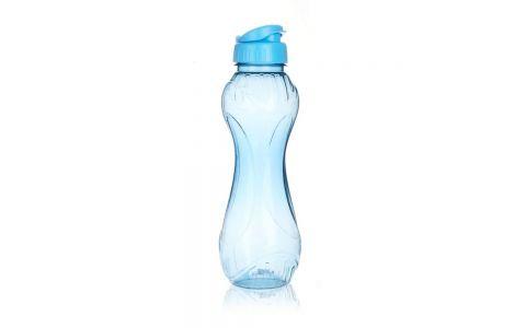 BANQUET Láhev plastová TREND 600 ml, modrá