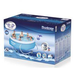 BESTWAY Nafukovací bazén okr.305x76cm + F/K