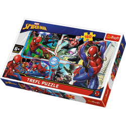 TREFL Spiderman 160 dielov