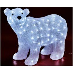 Vianočná dekorácia Medveď KDA 6 Somogyi