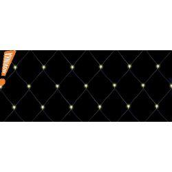 Vianočná LED sieť na vonkajšie a vnútorné použitie KLN 400/WW Somogyi