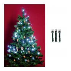 Somogyi LED svetelný reťazec, 200 studených bielych LED, na vnútorné použitie, KI 200C LED/WH