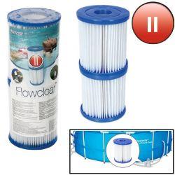 BESTWAY Filter bazénový cartrige II PL