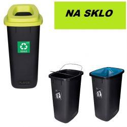 PLAFOR Kôš na odpad SORTBIN 90l ČIE/ZEL