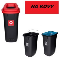 PLAFOR Kôš na odpad SORTBIN 90L ČIE/ČER