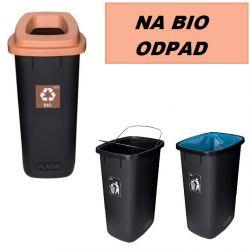 PLAFOR Kôš na odpad SORTBIN 90l ČIE/HNE