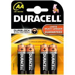 Batéria DURACELL Basic AA 4ks