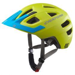 Cratoni Maxster Pro Lime-Blue S/M