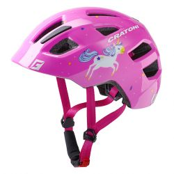 Cratoni Maxster Unicorn Pink S/M