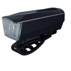 Cyklo LED svetlo s klaxónom MS-B501