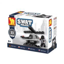 Stavebnica SWAT vrtuľník