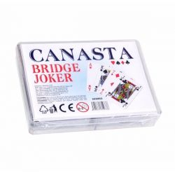 Karty hracie Canasta A