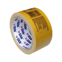 Lepiaca páska obojstranná s látkou 50 mm x 10 m