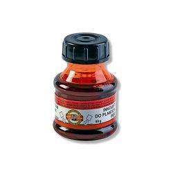 Atrament koh-i-noor 50 ml, červený