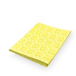 Obrus papierový skladaný 1,80 x 1,20 m, žltý