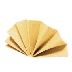 Obrúsky dekostar 40 x 40cm béžové /40ks/