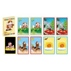 Karty hracie - čierny peter - akim šteniatko