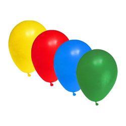 Balón l 30 cm, farebný mix /100 ks/