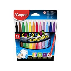 "Fixy maped ""color`peps"", 12 ks"