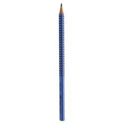 Ceruzka faber-castell grip 2001 2=b modrá