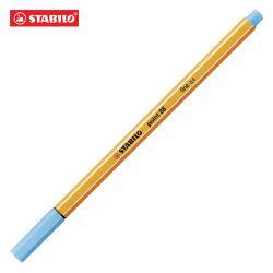 Liner stabilo point 88 bledo modrý