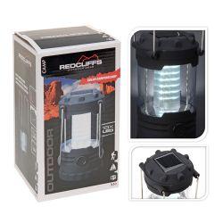 Lampáš - kempingové svetlo solár/batérie