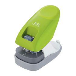 Zošívačka plus paper clinch sl-112a-eu (na 10 listov), zelená