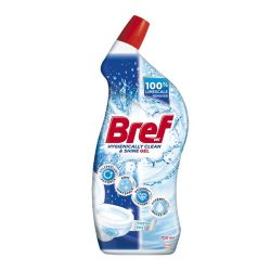 Bref clean & shine fresh mist gelový čistič 700 ml