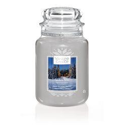 Sviečka yankee candle - candlelit cabin, veľká