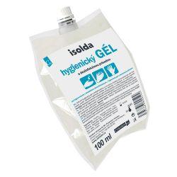 Dezinfekčný antibakteriálny gél na ruky isolda 100 ml