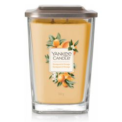Sviečka yankee candle - kumquat & orange, veľká