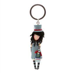 Prívesok na kľúče london santoro, the hatter