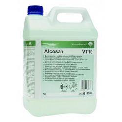 Univerzálny dezinfekčný prostriedok  alcosan vt10 - bezoplachový 5l