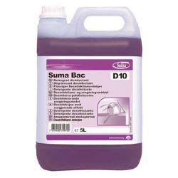 Univerzálny čistiaci a dezinfekčný prostriedok suma bac d10 - koncentrovaný 5l