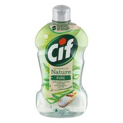 Cif čistič na riad nature pure 450 ml