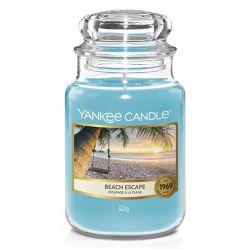 Sviečka yankee candle - beach escape, veľká