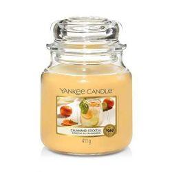 Sviečka yankee candle - calamansi cocktail, stredná