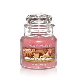 Sviečka yankee candle - home sweet home, malá