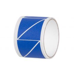 Páska Strend Pro, 50x50 mm, 70 mm, maskovacia, modrá