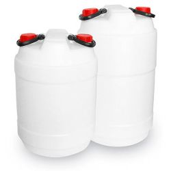 Sud JPP SDH-40UN, barel dvojhrdlý, 40 lit, HDPE, max. 42.2 lit, K63 x2