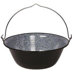 Kotlik Piknik 25,0 lit, smalt, 490 mm