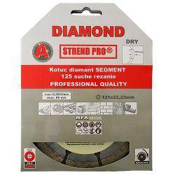 Kotuc Strend Pro 521A, 150 mm, Diamant, Segment