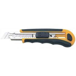 Nôž Strend Pro UK886, 18 mm, odlamovací, plastový