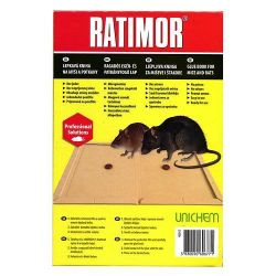 Doska RATIMOR® na myši a potkany, lepová