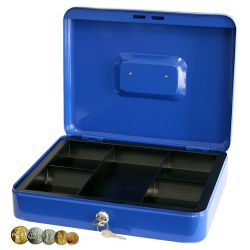 Skrinka CashBox 250x180x90 mm, na peniaze