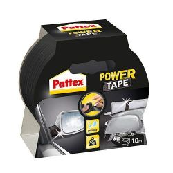Paska Pattex® Power Tape, 50 mm, L-10 m, čierna